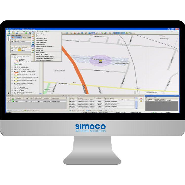 Simoco Reveloc AVL