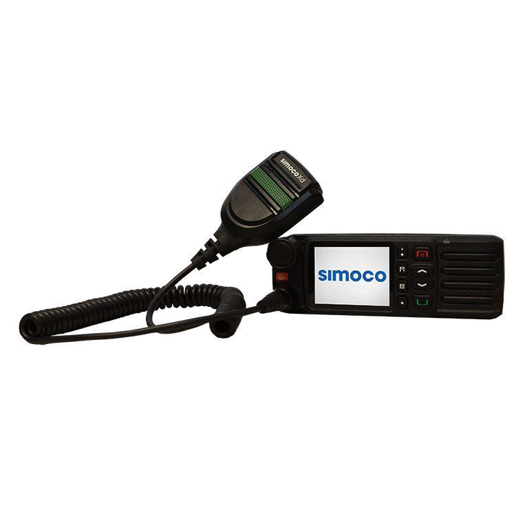 SDM730 DMR Mobile Radio - Simoco Wireless Solutions