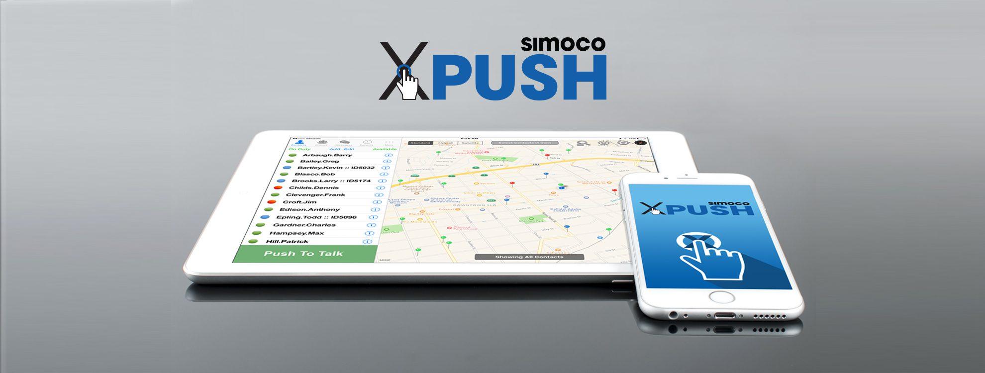 Simoco Push