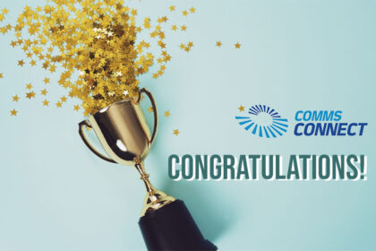 Comms Connect Award Winners